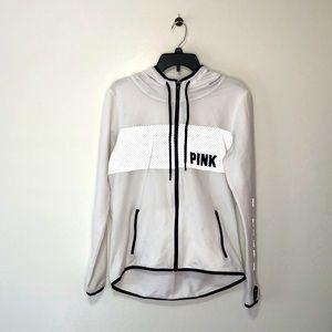 PINK by Victoria's Secret zipper hoodie size M